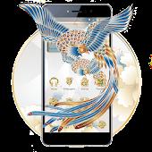 Tải Gold Bird Theme miễn phí