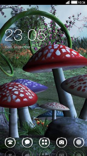 Mushroom Kingdom C Launcher