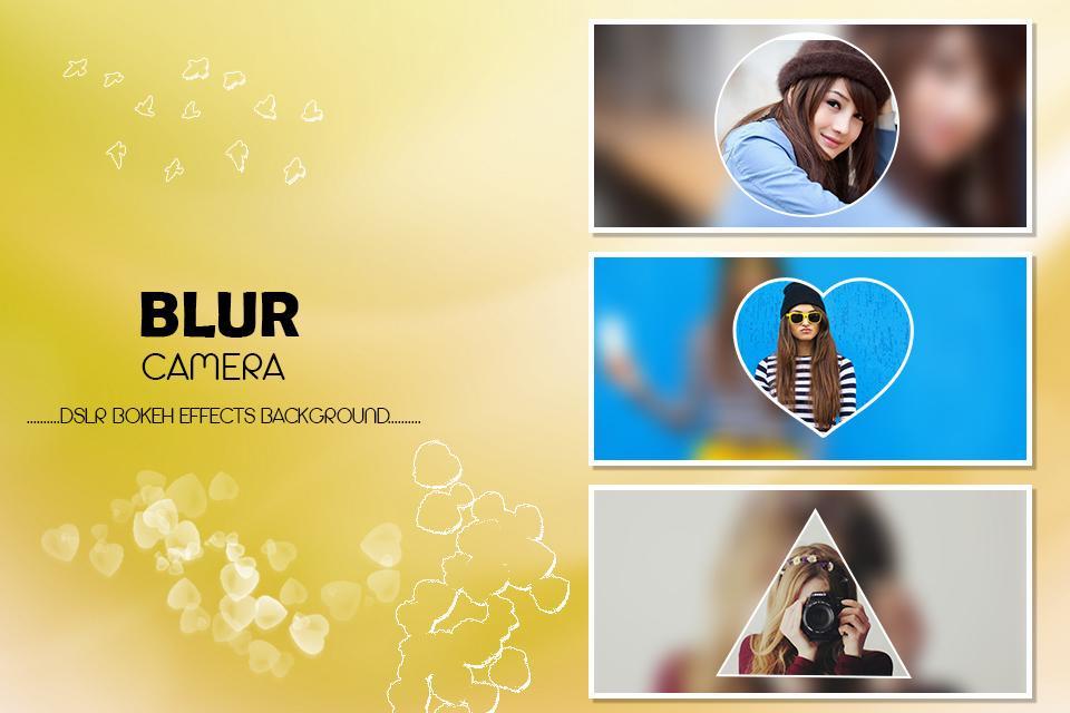 DSLR Camera Blur Background Effect APK 1 2 Download - Free