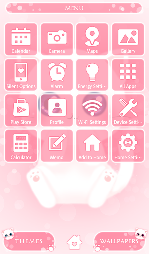 Cute Wallpaper Lovely Cat Theme 1.0.0 Windows u7528 2