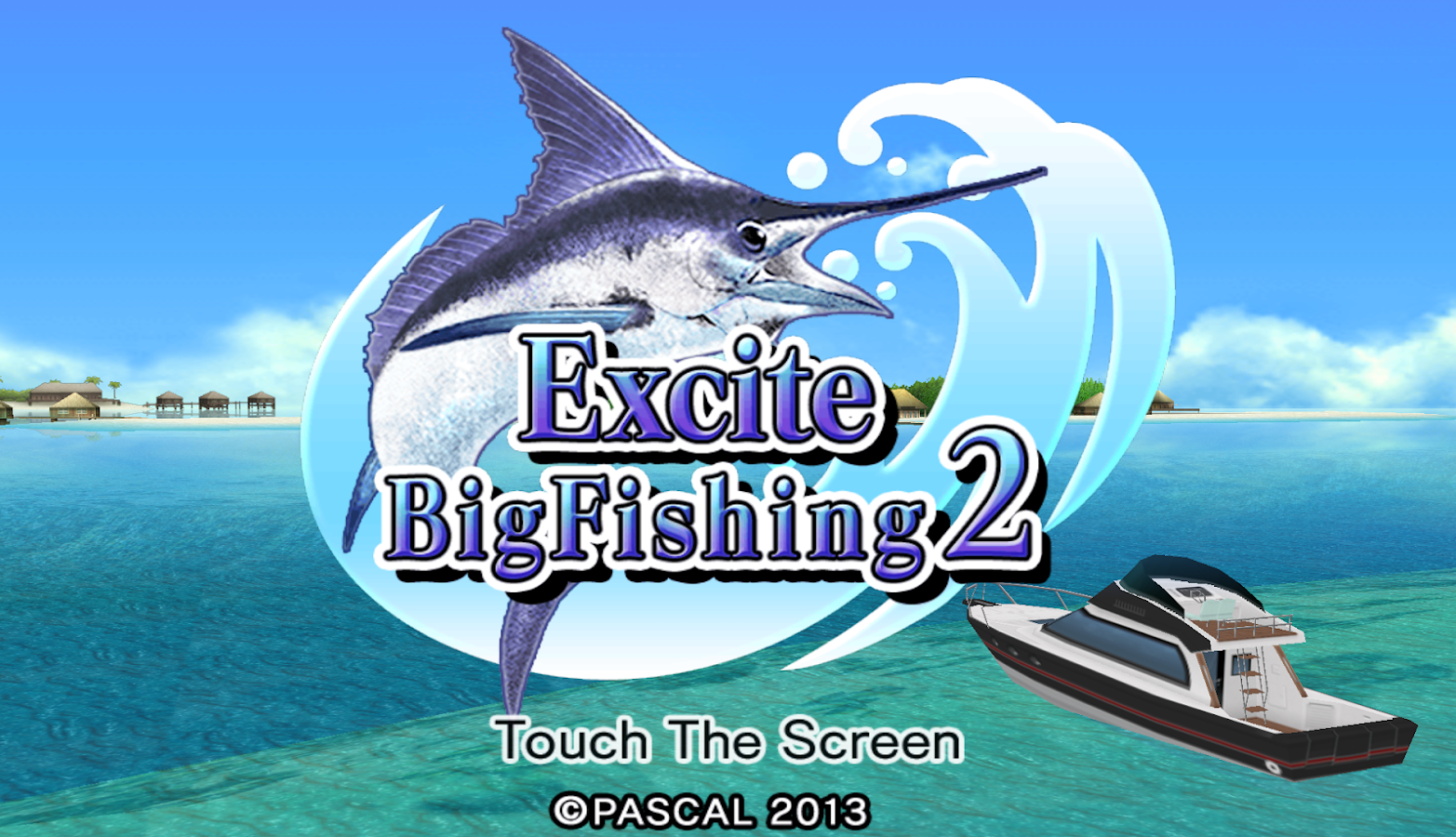 Excite BigFishing 2- screenshot