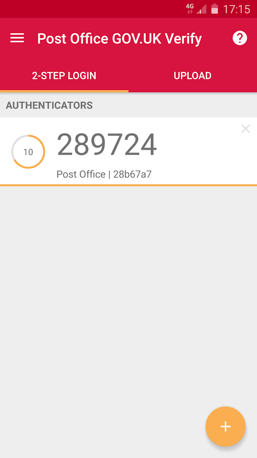 Post Office GOV.UK Verify - Android Apps on Google Play