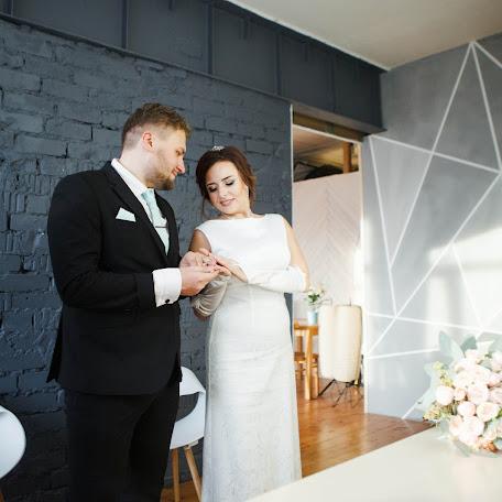Wedding photographer Sergey Bumagin (sergeybumagin). Photo of 12.11.2017