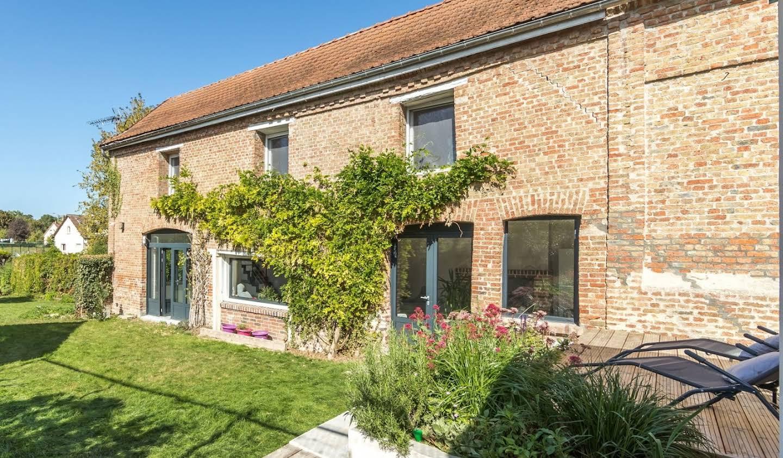 Maison avec terrasse Amiens