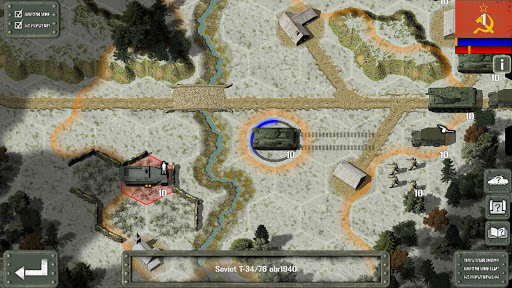 Tank Battle: East Front - screenshot