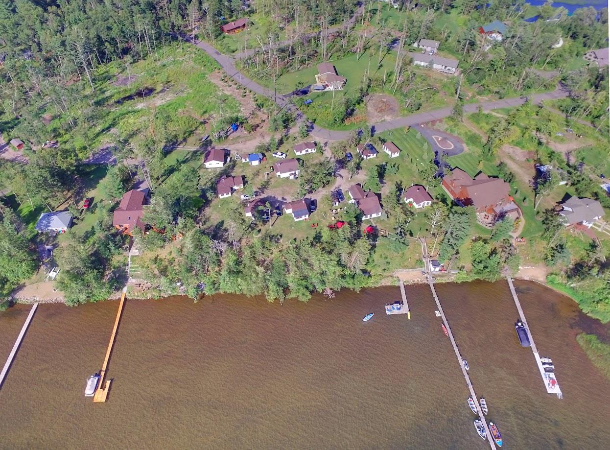 Sebago Resort drone 2