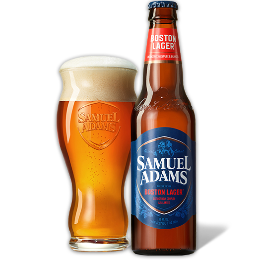 Logo of Samuel Adams Boston Lager