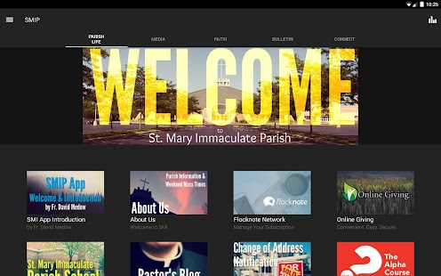 St. Mary Immaculate Parish- screenshot thumbnail