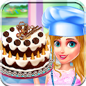 Doll Cake Bake Bakery Shop - Cooking Flavors icon