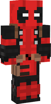 THE SECOND VERSION OF MARVEL NOW! DEADPOOL SKIN