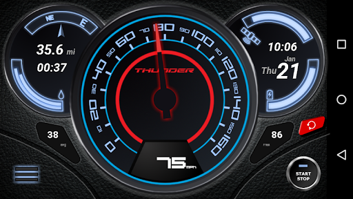 GPS Speedometer (No Ads) screenshot 6