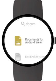 Documents for Android Wear Screenshot 7