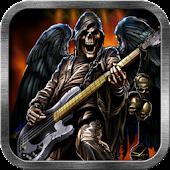 Bass Zombie Live Wallpaper