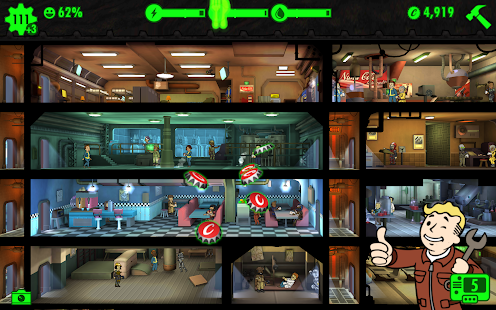 Fallout Shelter Screenshot 22
