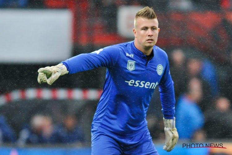 Un ancien gardien gantois prolonge au FC Groningen