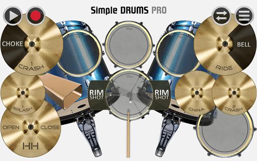 Simple Drums Pro - The Complete Drum App 1.1.7 screenshots 6