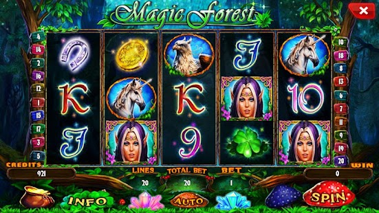 Magic Forest Slots - Free to Play Online Casino Game