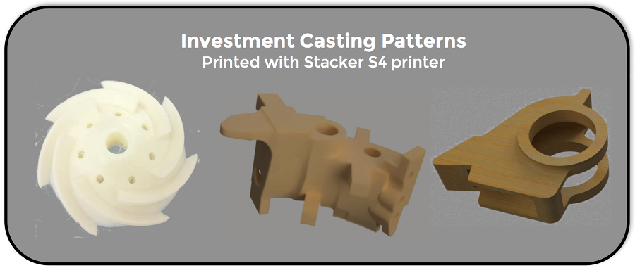 Investment Casting patterns