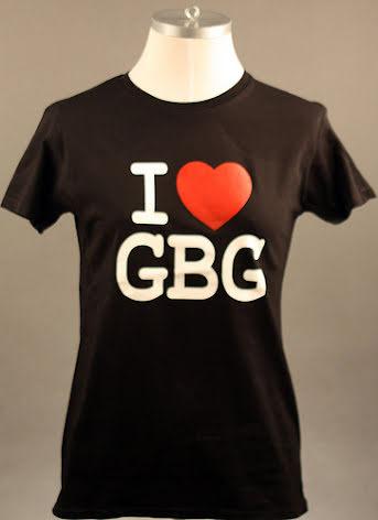 Dam Topp - I Love GBG