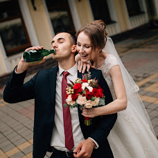 Wedding photographer Alena Franc (Franz). Photo of 16.08.2017