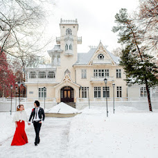 Wedding photographer Anton Kamenskikh (web-diz18rus). Photo of 28.01.2017