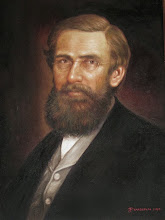 Photo: Portrait in oils of Alfred Russel Wallace by Hardjanto 2009. Property of the Indonesian Academy of Sciences. Copyright: Hardjanto.