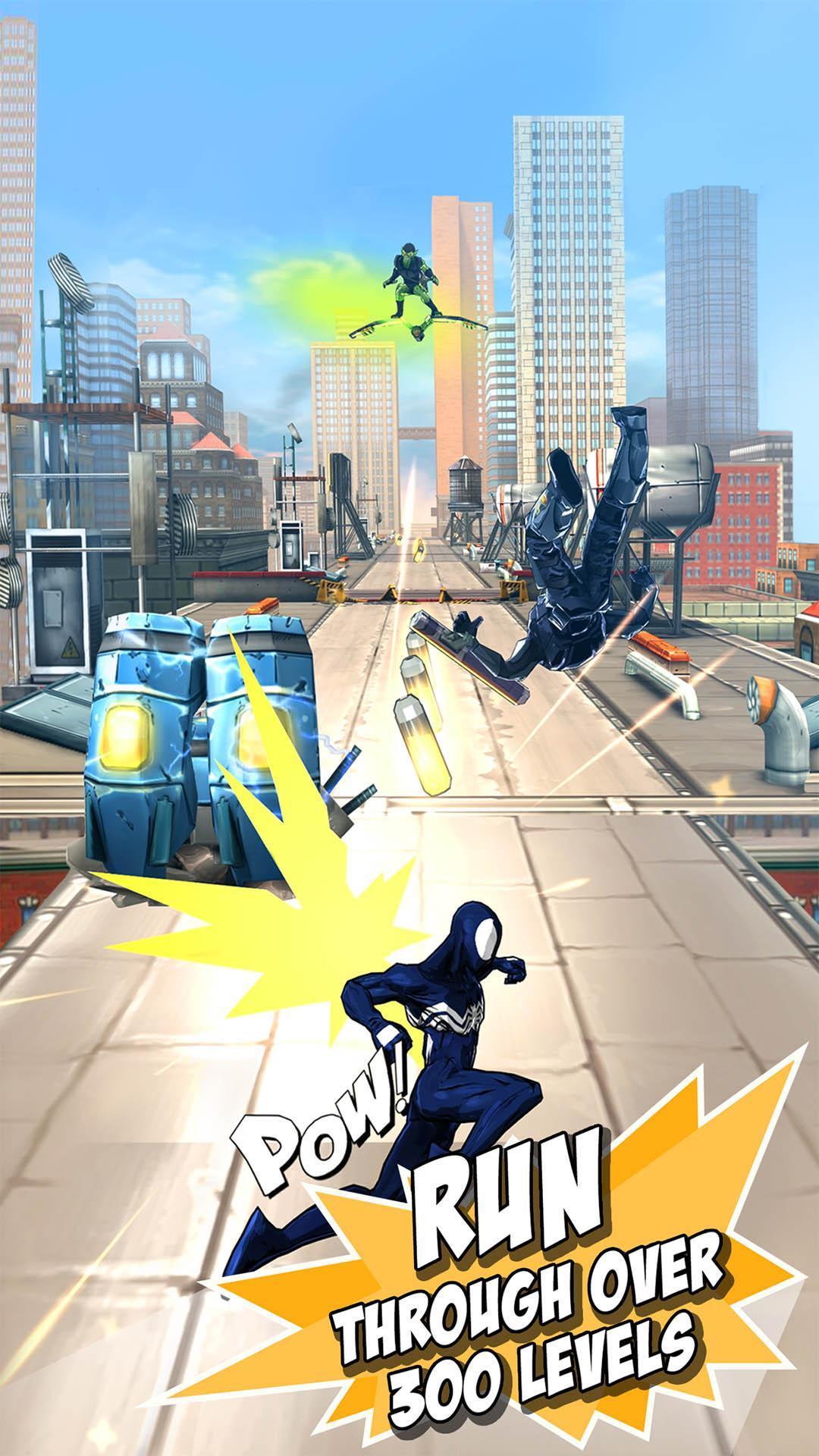 Spider-Man Unlimited screenshot #9