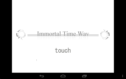 Immortal Time Way