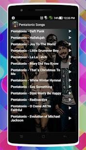 Pentatonix Songs - náhled