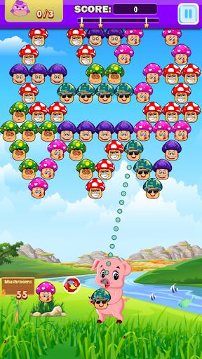 Forest Bubble Clash apktram screenshots 7