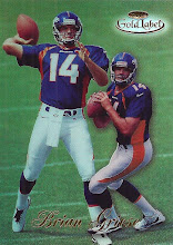 Photo: Brian Griese 1998 Topps Gold Label Class 1 RC