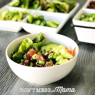 Hawaiian Tuna Ahi Recipes.