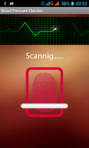 Blood Pressure Checker Prank screenshot 5