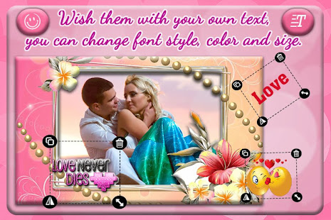 Download Valentine Day Photo Frame : Photo Editor For PC Windows and Mac apk screenshot 4