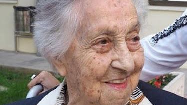 Maria Branyas, de 113 años de edad, dará nombre a un estudio en residencias.