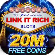 Link It Rich! Hot Vegas Casino Slots FREE