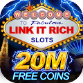 Link It Rich! Hot Vegas Casino Slots FREE APK