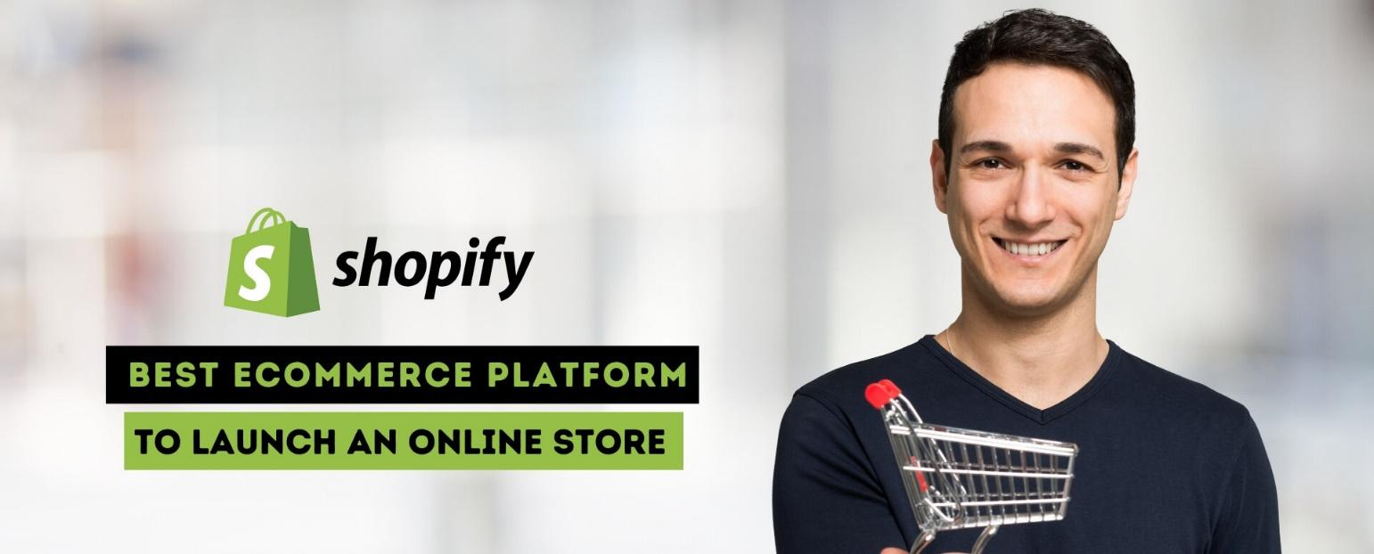 Shopify – Best Ecommerce Platform to Launch an Online Marketplace