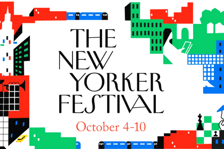 The New Yorker Festival 2021 - Oct. 4 to Oct. 11, 2021