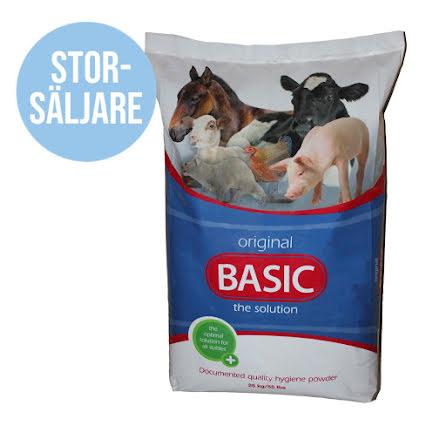Stallströ Basic 25 kg/säck