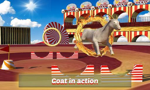 Goat Monkey: Stunts