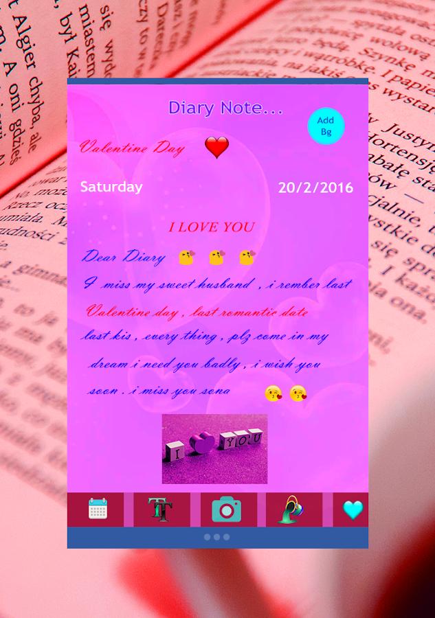 make personal journal