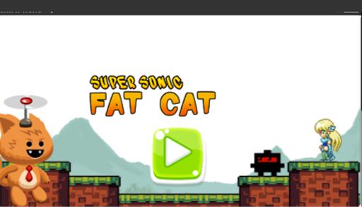 Super Sonic Fat Cat