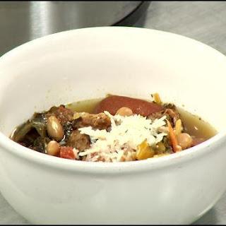Italian Sausage & White Bean Soup