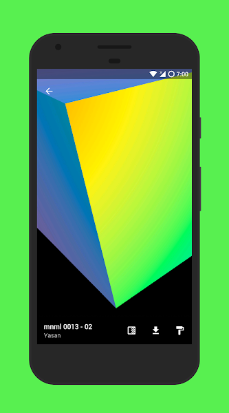 AMOLED mnml X+ v1.8.1 [Patched]