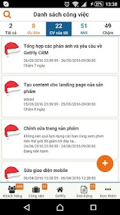 GetFly CRM- screenshot thumbnail