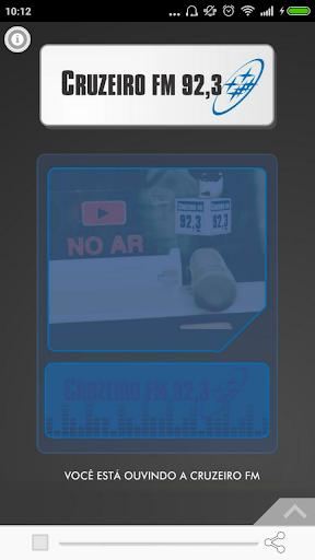Rádio Cruzeiro FM 92 3