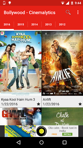 Bollywood Movies - Trailers