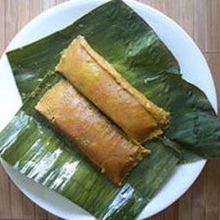 Pasteles (Puerto Rican Holiday Dish).