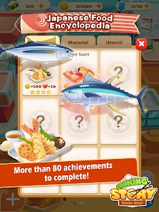Sushi Master – Cooking story Apk Download For Android and Iphone 7
